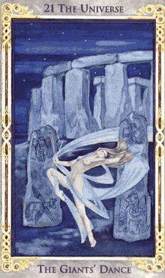 The Universe - Legend: The Arthurian Tarot