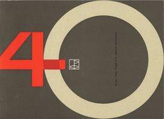 """""""40 years Gebr. Plieger NV"""" Promotion Book, Gebr. Plieger, 1958"""