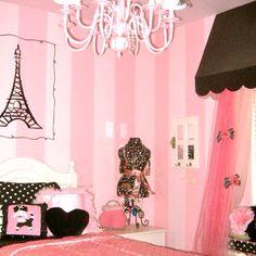 Victoria's Secret bedroom