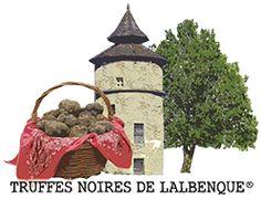 """Capitale de la truffe noire du Quercy, à 40' de """"Coq & Lion"""""""