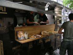 Cantine California, Paris food truck @CantineCali