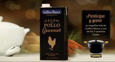 ¡Estas Navidades, sorprende a los tuyos con el sabor único del Caldo de Pollo Gourmet de Gallina Blanca!