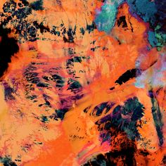 Synesthesia, from his Red Bull Studio Collectives' show