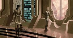 Jedi Temple by defcombeta.deviantart.com on @deviantART
