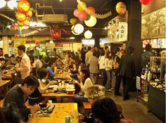 Life of a Foreign Hachikin: A Night Out at Hirome Ichiba
