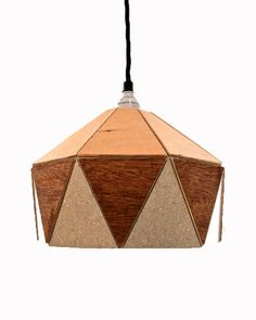 'Quilt' light by Tamara Maynes - nominee in the Emerging Designer Award. #australiandesign