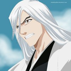 Ukitake: Life And Pride Bleach Anime, Bleach Art, Ukitake Bleach, Ichigo And Orihime, Best Hero, Anime Episodes, Shinigami, Gaara, Anime Comics