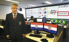 OOPS... #FIFA World Cup Security Team Accidentally Reveals their Wi-Fi #Password in this proudly clicked Picture http://thehackernews.com/2014/06/fifa-world-cup-security-team_26.html