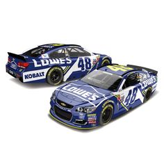 Jimmie Johnson Action Racing 2017 #48 Lowe's 1:24Monster Energy NASCAR Cup Series Die-Cast Chevrolet SS - $69.99
