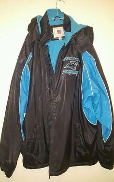 Carolina Panthers Coat from  40.0 dfb5dc869
