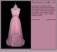 This is gorgeous! Another goddess gown!