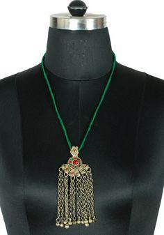 Antique Afghan Necklace design 13 – Desically Ethnic