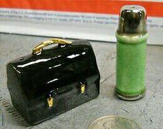 Vintage Arcadia salt and pepper