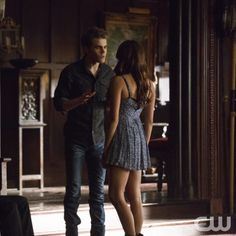 """The Vampire Diaries -- """"Death and the Maiden"""" -- Image Number: VD507"""