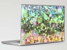Connect... Laptop & iPad Skin by Lisa Argyropoulos - $30.00