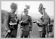 Regent Horthy relied heavily on his large force of gendarmes for internal security in Hungary behind the front lines. Defence Force, European History, World War Ii, Troops, Wwii, Army, Ww1 Soldiers, Military Uniforms, Germany