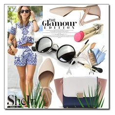 """""""SheIn"""" by rizvic95 ❤ liked on Polyvore featuring Gap and L'Oréal Paris"""
