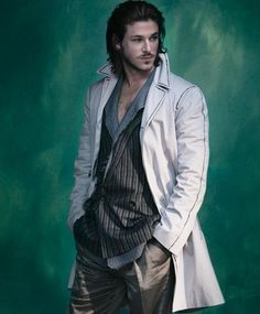 gaspard ulliel is one of the most beautiful men alive!