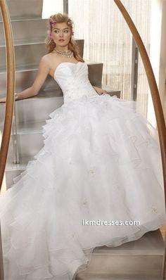 http://www.ikmdresses.com/Strapless-Ballgown-Wedding-Dress-p87581
