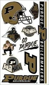Purdue Boilermakers Temporary Tattoos Easily Removed With Household Rubbing Alcohol Or Baby Oil by CSY. $27.99. Purdue Boilermakers Temporary Tattoos.. Each package includes one sheet of 10 tattoos.. The tattoos are completely safe, non-toxic, hypo-allergenic, and all ingredients are FDA regulated . They last for days and can be easily removed with household rubbing alcohol or baby oil.. What a fun way to show your team spirit.. Made by WinCraft.. Save 61%!