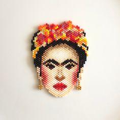 Hama Beads Patterns, Peyote Patterns, Beading Patterns, Paw Patrol, Indian Agate, Mexican Jewelry, Iron Beads, Beaded Animals, Brick Stitch