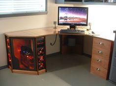 Coolest PC/Desk EVER!!