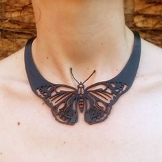 Colar Mariposa