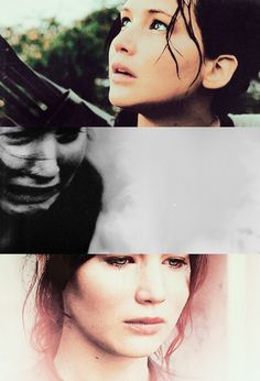 """""""Life in District 12 isn't really so different to life in the arena. At some point, you have to stop running and turn  around and face whoever wants you dead.  The  hard  thing is finding the  courage to  do  it . """""""