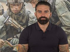"""A former British Special Forces Operator explains why a great leader shares the burden of responsibility with the team - Business Insider UK spoke withAnthony Middleton , former Special Forces Operator and co-author of """"SAS: Who Dares Wins """" explains why a great leader shares the burden of responsibility with the team.  He said: """" Never, ever command respect. Always earn it. A leader steps into the arena, and a great leader should never ask anyone to do anything that they haven't done or…"""