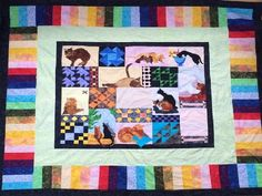 You're Kitten Me! / Block of the Month 2015
