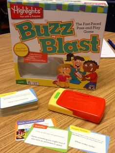 Great game for social skills groups and other speech therapy activities. Check out other cool stuff at LunchBuddiesPlus.wordpress.com