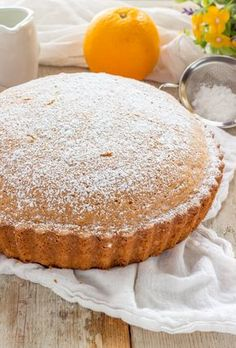 Lemon and coconut cake - HQ Recipes Sweet Recipes, Cake Recipes, Lemon And Coconut Cake, Mexican Dessert Recipes, Italian Cake, Best Italian Recipes, Savoury Cake, Food Cakes, Mini Cakes