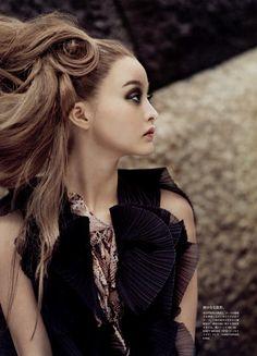 Asian Models: Devon Aoki  #hair