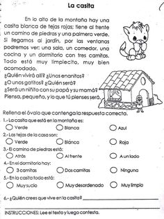 Easy Reading for Reading Comprehension in Spanish - December Set Spanish Classroom Activities, Spanish Teaching Resources, Bilingual Classroom, Bilingual Education, Spanish Lesson Plans, Spanish Lessons, Learn Spanish, Spanish Language, Speech And Language