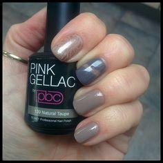 Pink Beauty Club shared Bianca Van Dijk-van Parijs's photo. 139 natural taupe, 140 asphalt grey, 121 french pink m...