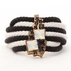Stylisches Armband von SABRINA DEHOFF in Mehrfarbig - Wie Neu