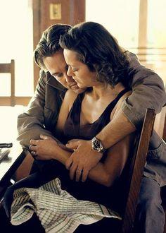 Inception - Leonardo DiCaprio & Marion Cottilard