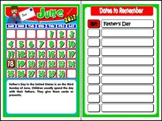This mini pack contains: - 1 set of Calendars to display in the classroom, with reference to important holidays and celebrations + blank spaces to write other important dates, such as students. Student Calendar, Classroom Calendar, School Calendar, 2016 Calendar, Calendar 2019 And 2020, Student Birthdays, English Activities, Important Dates, Teaching English