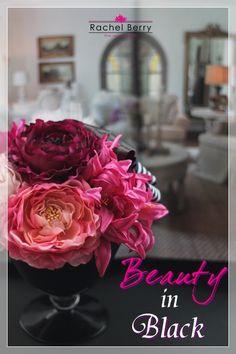 *募集* 秋の新作・ Beauty in BLACK |Rachel Berry 東横線・目黒線 横浜 日吉のプリザーブド&アーティフィシャルフラワー教室&オーダー|Ameba (アメーバ)