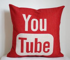 YouTube pillow cover,Google Youtube pillow case, social media pillow Twitter,Rss, Google Plus, Pinterester, YouTube available Why us? ***