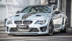 G-Power turns BMW M6 into 987hp, 231mph monster