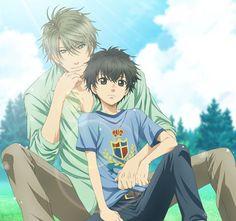 Crunchyroll emitirá el anime de Super Lovers
