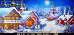 #Christmas #Santa #SantaClause #Northpole #Holiday #HolidayDecor #Winter #Snow #ChristmasBackdrops #santasvillage #BackdropsforChristmas #TheatreWorldBackdrops #Backdrop #Backdrops #BackdropRental #BackdropRentals #StageBackdrops #StageBackdrop #ScenicDesign #ScenicDesigns #Handpainted #SetDesign #Dance #DanceRecitals #ThemedEvents #DecorationIdeas #DecorationIdea