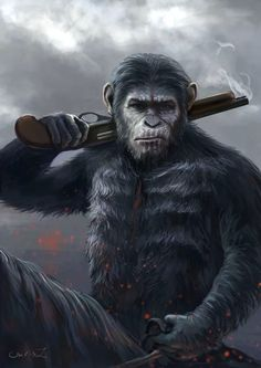 Archives Of The Apes: More Fan Creations