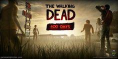 Download: The Walking Dead 400 Days Trailer, Short Story, Achievements