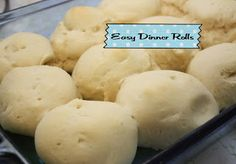 Easy Weeknight Dinner Rolls Using Kitchenaid Mixer