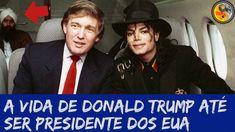 A Vida de Donald Trump até ser Presidente dos EUA nas Eleições 2016 cont...