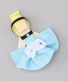 Blue Cinderella Clip