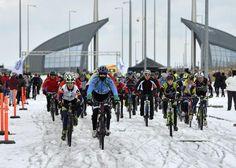 La gara internazionale di #cyclo-crossing EtyekCross a #Budapest