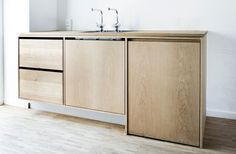 Maria Schei Mathisen kitchen units